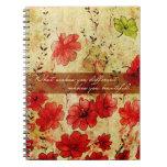 Qué hace usted diferente le hace hermoso cuadernos