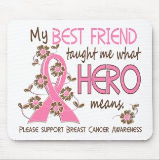 Qué héroe significa al mejor amigo del cáncer de p alfombrillas de ratones