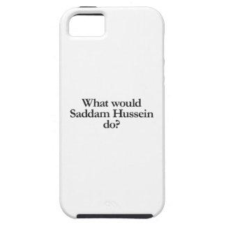qué huseein de saddam haría funda para iPhone SE/5/5s