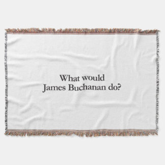 qué James Buchanan haría Manta