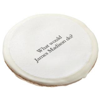 qué James Madison haría