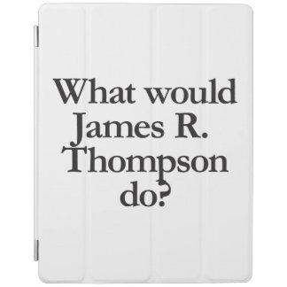 qué james r thompson haría cubierta de iPad