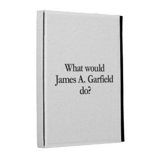 qué james un Garfield haría