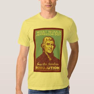 ¿Qué Jefferson haría? Camisa