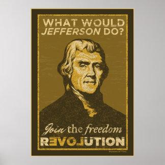 ¿Qué Jefferson haría? Poster