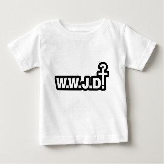 ¿Qué Jesús haría? T-shirts