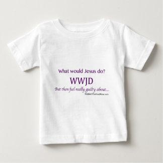 ¿Qué Jesús haría? T-shirt