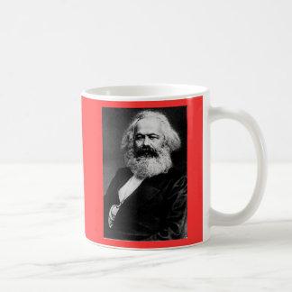 ¿Qué Karl Marx haría? taza