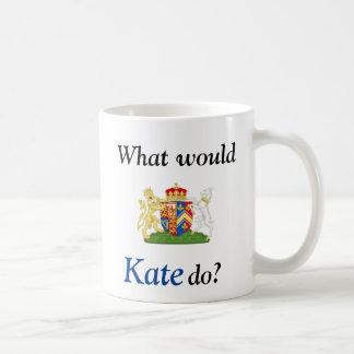Qué Kate asalte Taza Clásica