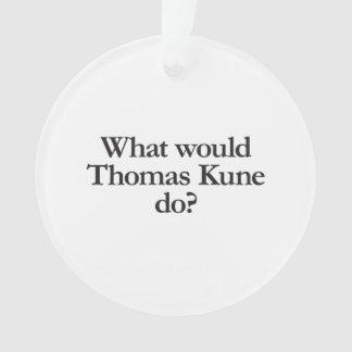 qué kune de Thomas haría