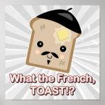 qué la tostada francesa impresiones