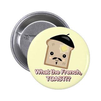 qué la tostada francesa pin
