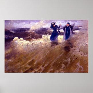 ¡Qué libertad! por Ilya Repin Impresiones