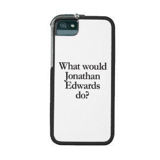qué los edwards de Jonatán haría