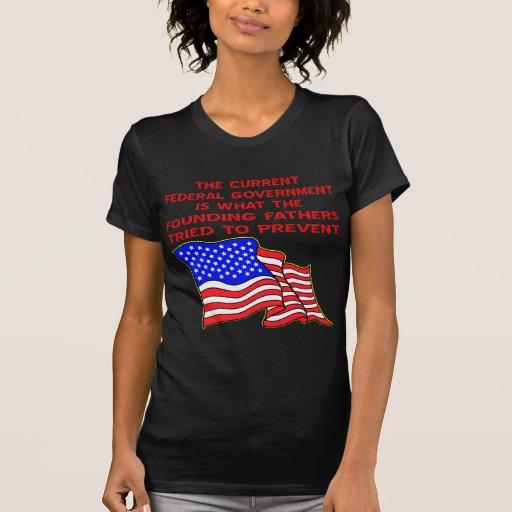 Qué los fundadores intentaron prevenir tshirts