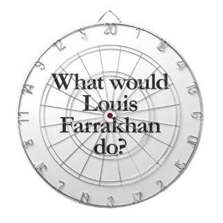 qué Louis farrakhan haría