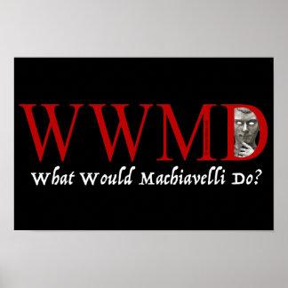 ¿Qué Maquiavelo haría? Póster
