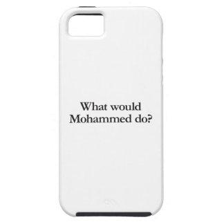 qué mohammed haría iPhone 5 carcasa