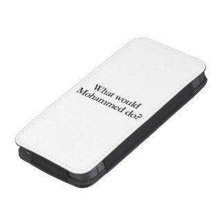 qué mohammed haría funda para iPhone 5