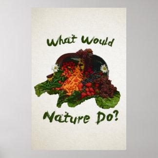 Qué naturaleza haría póster