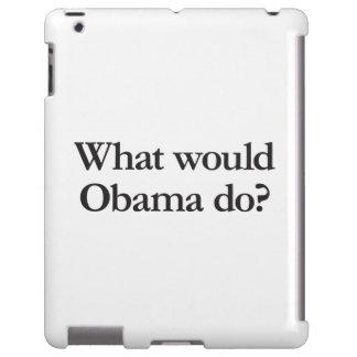 qué obama haría funda para iPad