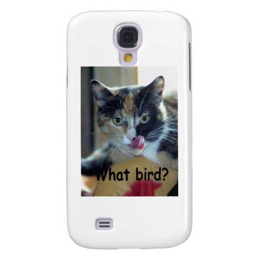 ¿Qué pájaro? (a) Funda Para Galaxy S4