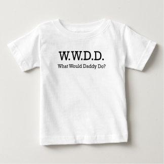 Qué papá haría tshirt