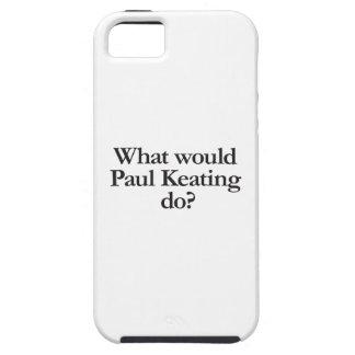 qué Paul Keating haría iPhone 5 Carcasa