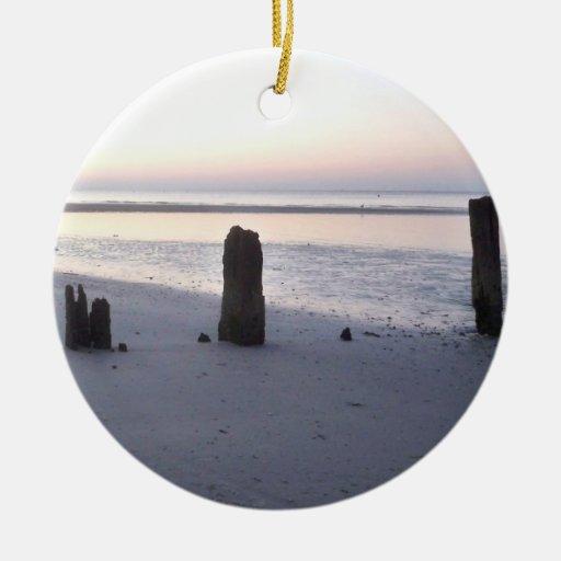 Qué permanece ornamentos de navidad