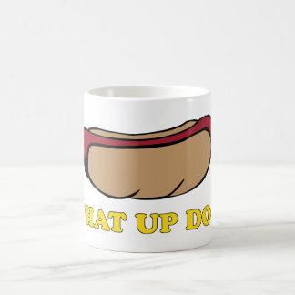 ¿Qué perro ascendente? Taza De Café