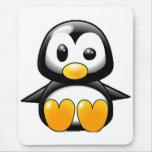 Qué pingüino alfombrilla de ratón