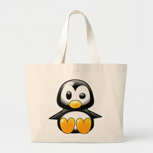 Qué pingüino bolsas de mano