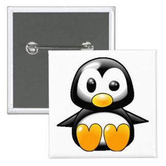 Qué pingüino pin cuadrado