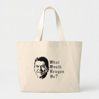 ¿Qué Reagan haría? Bolsa De Mano