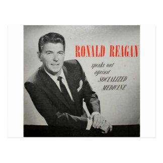 ¿Qué Reagan haría? Postal