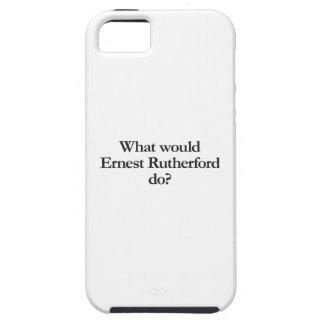 qué rutherford de Ernesto haría iPhone 5 Funda