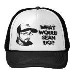 ¿Qué Sean haría? Gorra del camionero