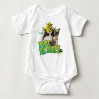 Qué Shrek Body Para Bebé
