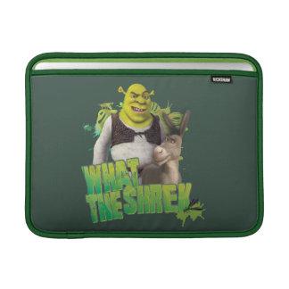 Qué Shrek Fundas Macbook Air