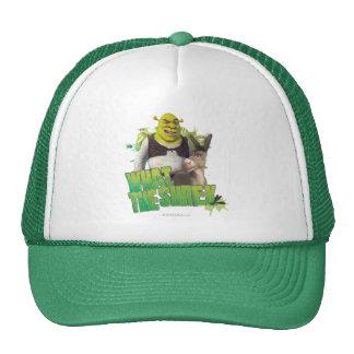 Qué Shrek Gorras