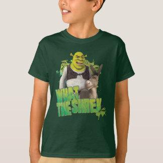 Qué Shrek Playera