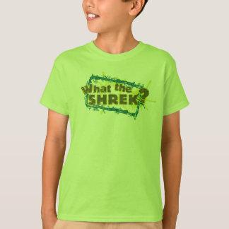 ¿Qué Shrek? Playera