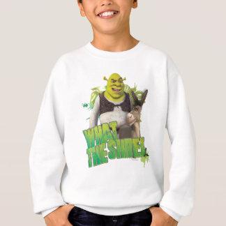Qué Shrek Sudadera