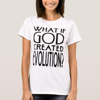 Qué si dios creó la evolución playera