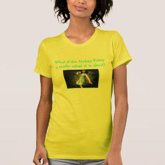 Qué si el Pokey de Hokey es realmente sobre cuál Camiseta