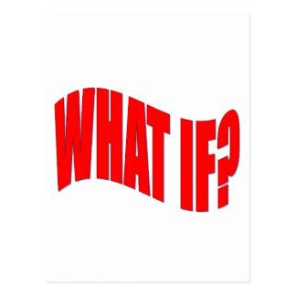 ¿Qué si? Postales