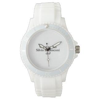 qué Silvio Berlusconi haría Relojes De Pulsera