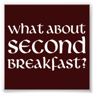 Qué sobre el segundo desayuno fotografías