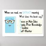 ¿Qué su libro está diciendo? Impresiones