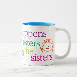 Qué sucede con la taza de las hermanas